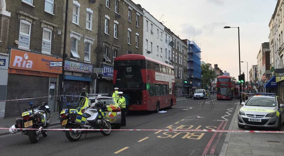 Appeal After A Pedestrian Is Left With Critical Injuries Following A Collision With A Cyclist In Hackney