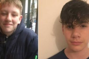 appeal to find two missing alton teenagers
