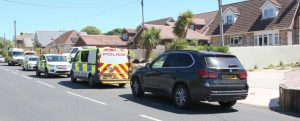 breaking News:northwood Property  In Lockdown After Armed Stand Off With Police