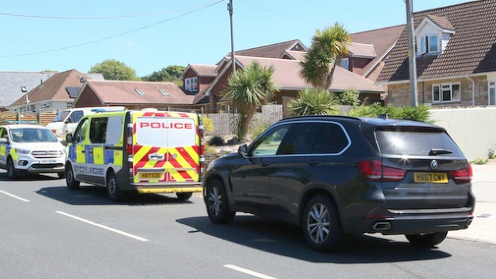 breaking newsnorthwood property in lockdown after armed stand off with police