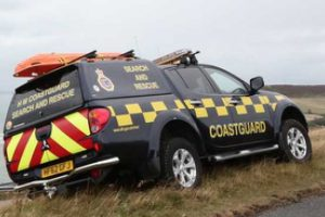 coastguard called to two young people in difficulty on ventnor seafront