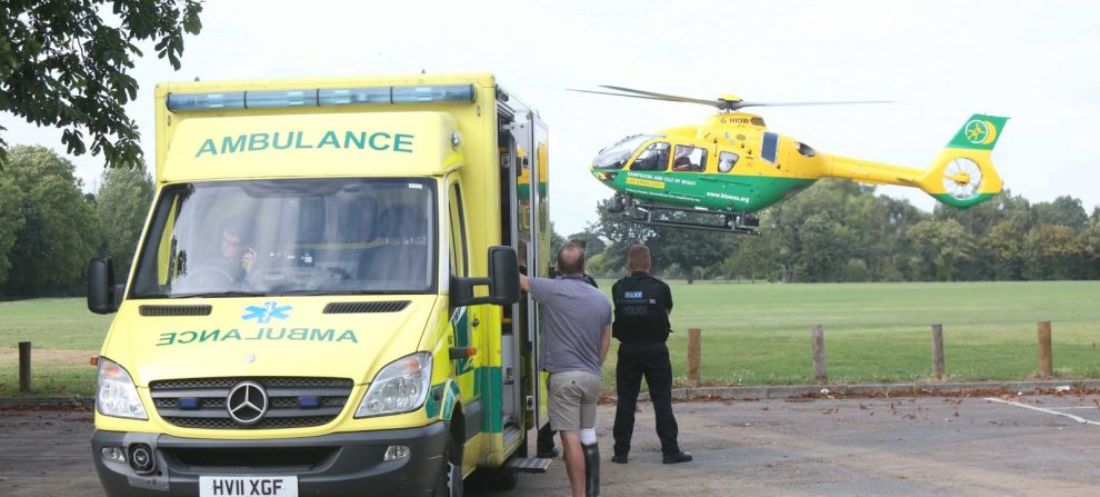 did you witnesses an assault in minster