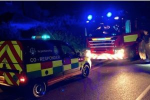 emergency services called after child fall in freshwater