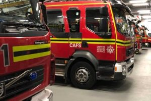 fire crews called to fire in portsmouth pub