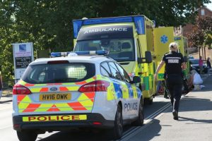 incident causing long delays on wootton bridge after pensioner struck by car