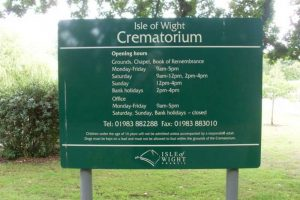 isle of wight crematorium opening its doors to the public