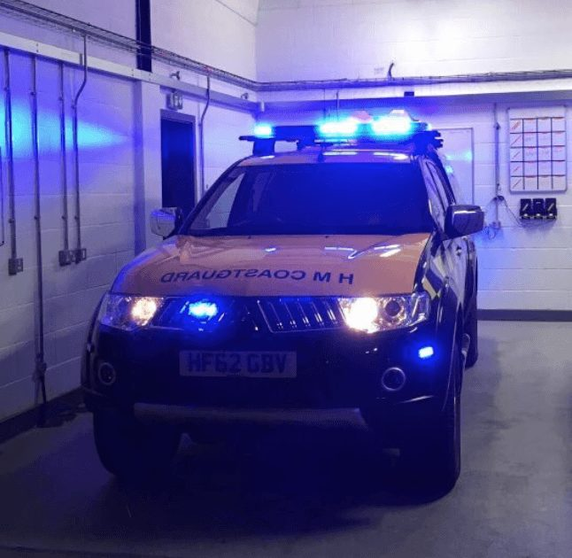 major search in gosport for missing person
