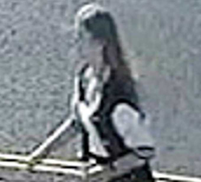 new cctv of murdered southampton school girl lucy mchugh released
