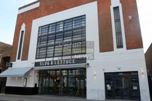 newport slug and lettuce closed after structural damage