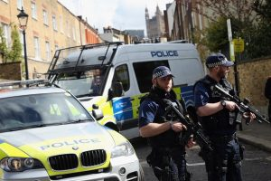 police arrest man in north west london terror raid