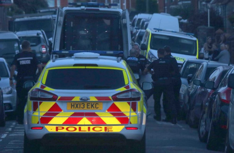 police called to east cowes property