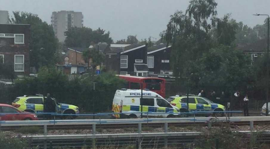 police called to suspicious package in abbey wood