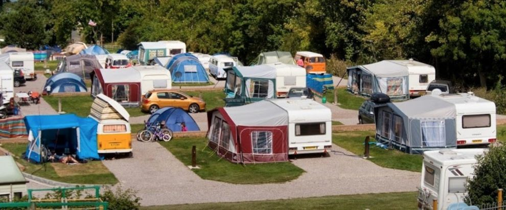 police called to waverley holiday park in east cowes after fight