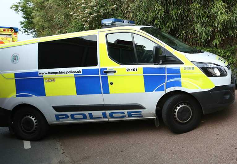 police detain man after overnight roof top stand off in shanklin