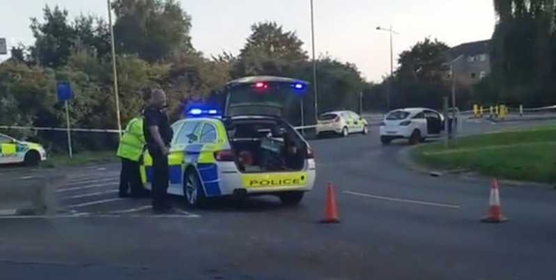 Serious Collision In Havant Sees Road Closures After Man Hit By Car