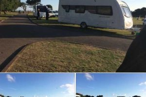 travellers move in just in time for victorious festival in southsea