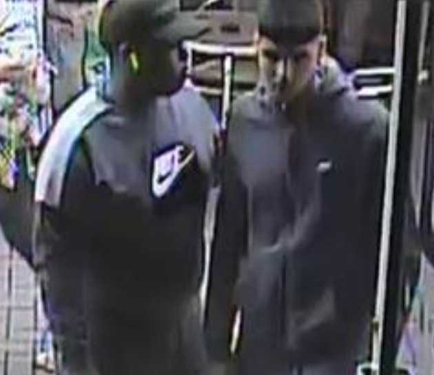 wanted pair go on 6000 spending spree with stolen bank card in portsmouth
