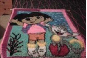 big ask to return handmade rug sent to cowes charity shop