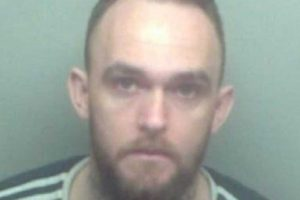 man jailed for assaulting four police officers