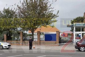 man stabbed outside tesco express following an argument