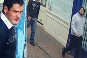 trio wanted for passing fake 50 in cowes