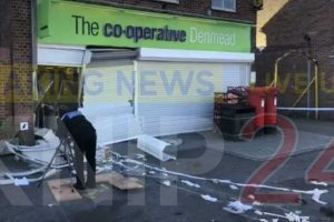 co op ram raider hit denmead in overnight raid