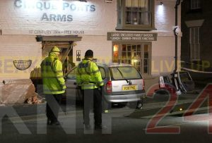 Driver Who Crashed Car Into Pub Crowd Is Jailed For 12 Years