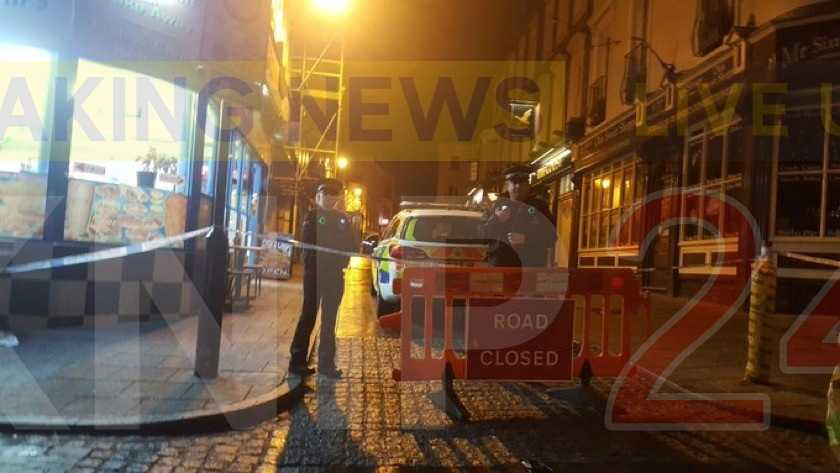 streets in ramsgate closed as a precaution