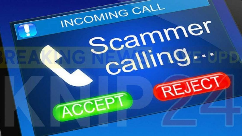 warning over phone calls by bogus police