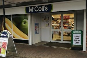 armed robbery at a convenience store in basingstoke
