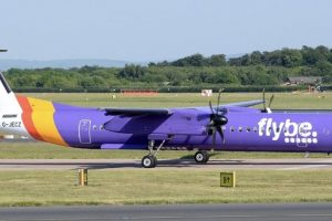 breaking news emergency declared on southampton flybe flight