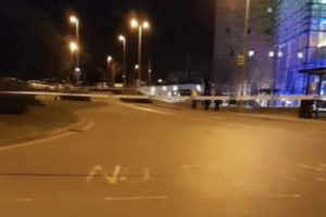 breaking news qa hospital in police lockdown