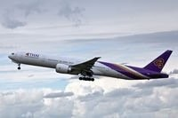 breaking news thai airlines 777 makes emergency return to heathrow