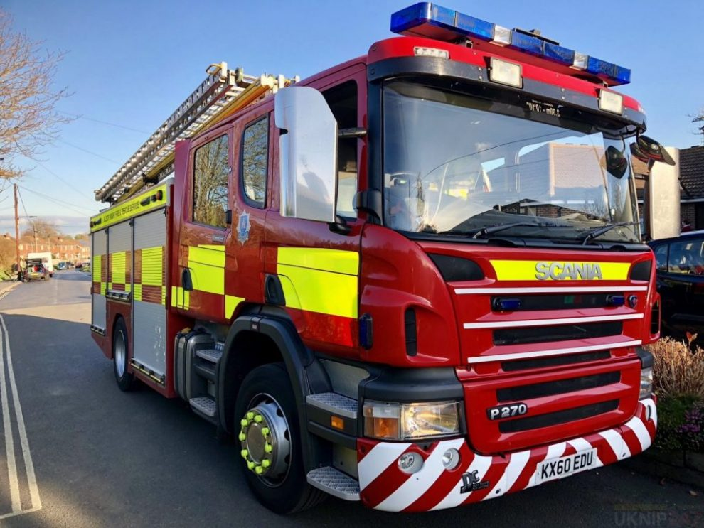 Breaking News Two Fire Crews Called To Brighstone