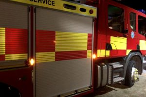 fire crews mobilised to freshwater