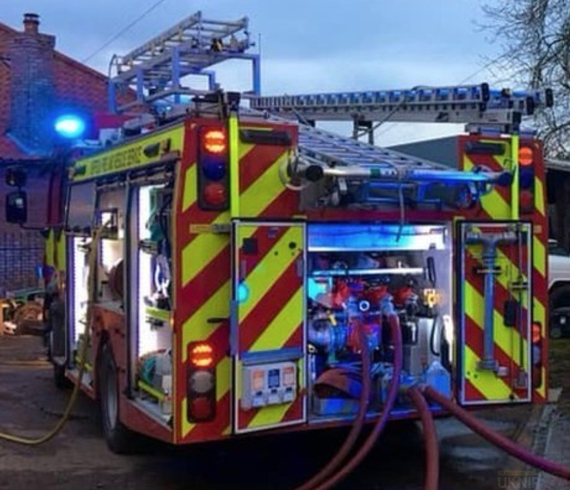 human remains found after fire