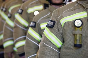 london fire brigade u turn in rank structure