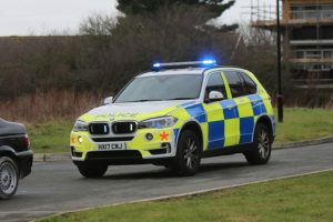 minor collision near fishbourne causing delays