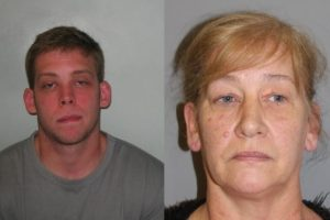 mother and son jailed for prison drug smuggling operation