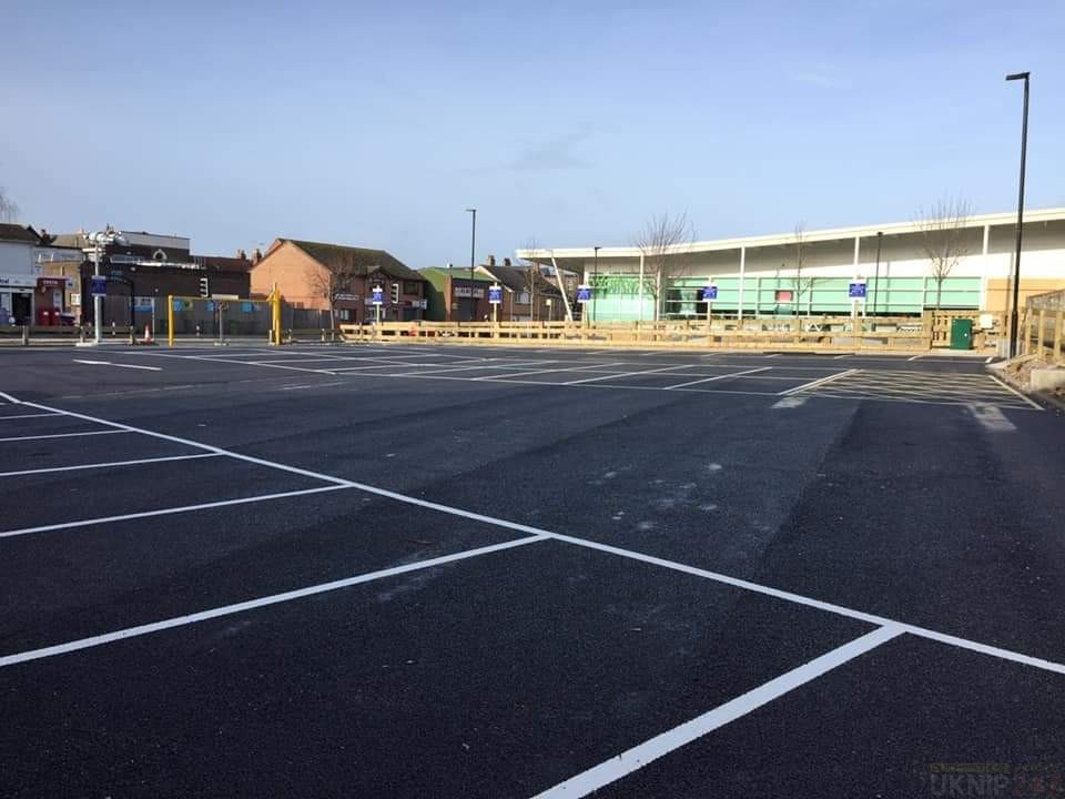 Transformation  Nearly Completed In East Cowes