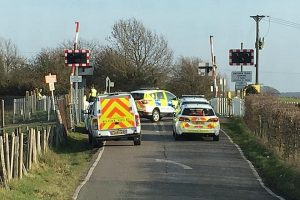 woman killed by train near whitstable