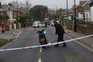 appeal launched as motorcyclist fights for his life