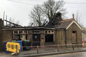 arson probe launched in faversham