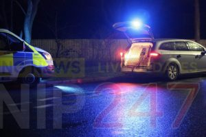 drink driver charged after ploughing into wall