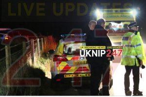 emergency services called to incident on culver down