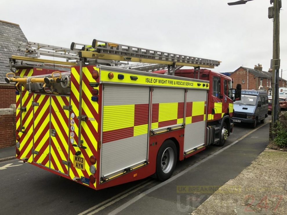 UPDATED:Emergency services called to the Island learning centre in Newport, UKNIP