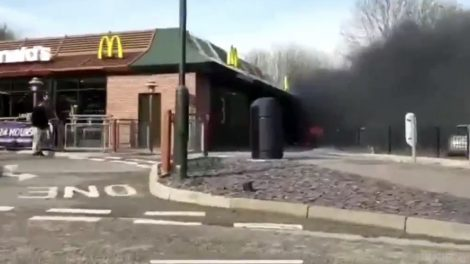Fire Crews Called To Mcdonalds In Ower