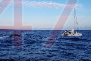 five guilty after catamaran full of coke worth 112 million intercepted