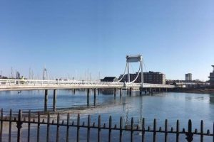 gosport pedestrian bridge to be closed for repairs