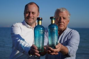 isle of wight distillery announce new mermaid gin bottle